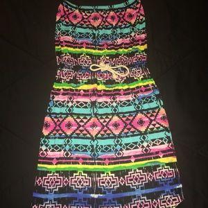 Ocean Drive Medium Tube Top Dress